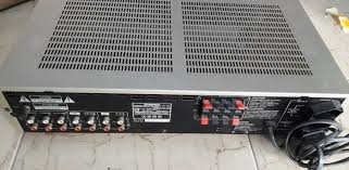 pioneer 760w amp. pioneer sa-760 stereo hi-fi amplifier + sg-540 graphic equaliser eq 760w amp
