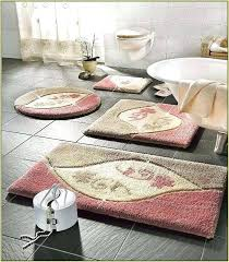 extra large bathroom rugs pink carpet black and white bath mat fluffy mats round