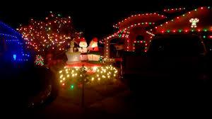 Natal Circle Holiday Lights W Natal Circle Mesa Az Neighborhood Christmas Lights