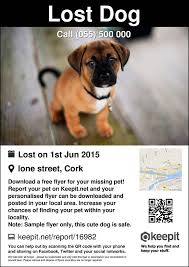Dog Flyer Template Free 20 Lost Pet Flyers Word Psd Ai Vector Eps Free Premium