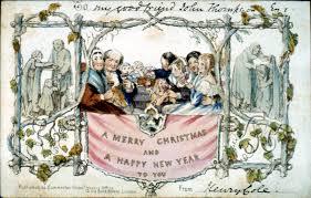 Photo Christmas Card Oldest Christmas Card Smu