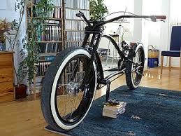 stretched beach cruiser pg bike escobar stretch cruiser