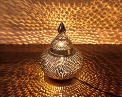 moroccan inspired lighting. handmade moroccan table lamp eastern inspired side light lighting