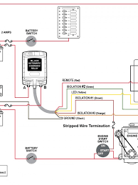 blue sea 7622 500 amp auto charging relay inc bs 2146 switch Motorguide Wiring Diagram at Blue Sea Systems Wiring Diagrams