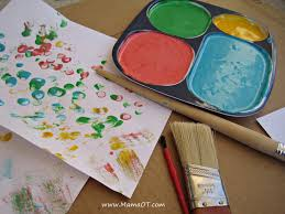 homemade edible finger paint no cornstarch needed doing this with rk asap dollar for supplies and food coloring