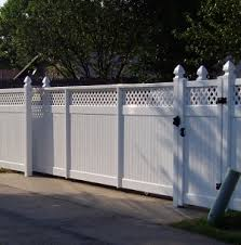 Vinyl Fence Gates for Vinyl Fencing Dallas Texas
