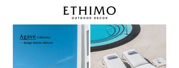 the 2018 ethimo collection transforms outdoor settings into open air living rooms where comfort contributes to the enjoyment of relaxing in company
