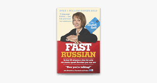 Fast Russian with Elisabeth Smith (Coursebook) on Apple Books