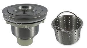 Huge Selection Of Basket Strainers For Kitchen And Bar SinksStainless Steel Kitchen Sink Basket Strainer