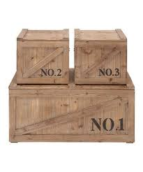 shipping crate furniture. beautiful crate vintage shipping crate trunk set zulilyfinds with furniture e