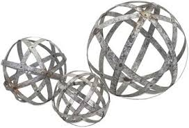 Orb Decorative Ball Spheres Set of 100 Decorative Orbs Sphere Tabletop Decor Orb 4