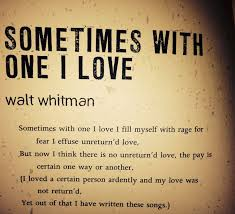 Walt Whitman Quotes Love Extraordinary Walt Whitman Love Poems From The Notebook Poemsromco