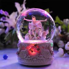 get ations ballet dancing birthday gift crystal ball box box to send s birthday gift