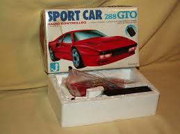 GTO 288 <b>GREAT POWER</b> RADIO CONTROL SPORT <b>CAR</b> NOS 1 ...