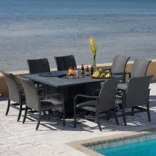 kitchen table set for dinner. Exellent Dinner Bellafina 9piece Fire Dining Set Throughout Kitchen Table For Dinner