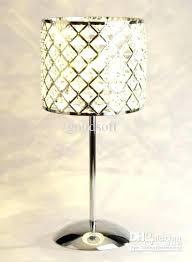 small crystal table lamp crystal table lamps for bedroom amazing crystal chandelier table lamp good furniture