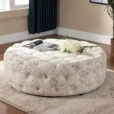 extraordinary round ottoman coffee table dining ottoman best ottoman coffee table round upholstered ottoman coffee table