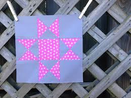 Ohio Star Quilt Block Tutorial & Ohio Star Block 1 Adamdwight.com