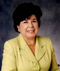 Mary Johnson, first Hispanic Orange commissioner, dies at 86 - Orlando  Sentinel