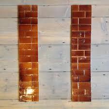 antique edwardian fireplace tiles