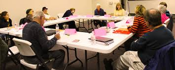 on tuesday september 30 representatives from twelve of manchester s non profit groups met in a roundtable discussion organized by the community resource