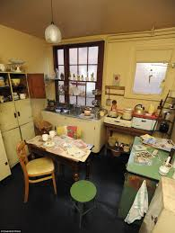 The Terrace That Time Forgot Domestic Life In S Britain - 1950s house interior