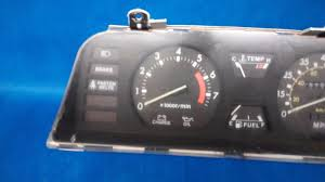 Used Toyota Pickup Instrument Clusters for Sale