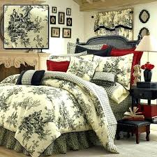 red toile bedding sets bedspreads comforter sets queen best bedding ideas on french country 2 blue red toile bedding