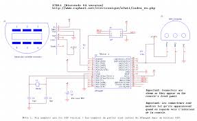 n64 snes nes controller to gamecube wii conversion project schematic