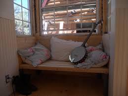 A Bay Window Seat Cushion ...