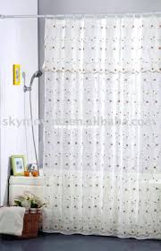 smlf lovely extra long shower curtains for bathroom decoration ideas spotted extra long shower curtains luxury extra