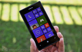 AT&T Nokia Lumia 520 with GDR2 and ...
