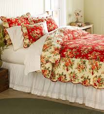32 best For the Home: Bedspread/Quilts images on Pinterest ... & King Reversible Poppy Floral Quilt Set Adamdwight.com