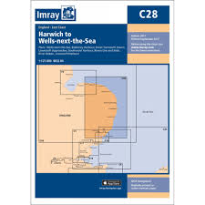 Imray C Series C28 Harwich To Wells Next The Sea