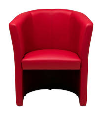 nero red tub chair