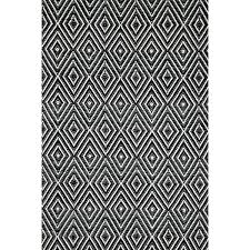 black and white area rugs dash hand woven indoor outdoor rug reviews striped 8x10 black and white