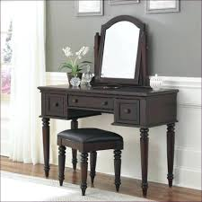 dressing table without chair makeup vanity mirror stand black lights ikea disney princess and