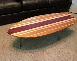 purple heart wood furniture. More Colors. Hardwood Surfboard Coffee Table With Hairpin Legs Purpleheart  Purple Heart Wood Furniture D