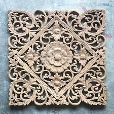 carved wood panel decorative wood panels wall art inspirational lotus carved wood wall art panel from indian carved wood panels uk