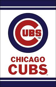 chicago cubs fiber optic garden flag