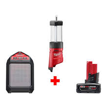 Milwaukee M18 Flood Light Home Depot Pin On Products