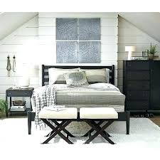Crate And Barrel Platform Bed Frame With Drawers Twin Xl Bedroom ...