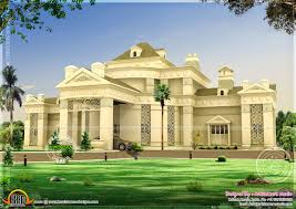 April   Kerala home design and floor plansArabic style super luxury home  House Details