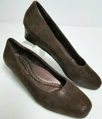 Details About Trotters Wedge Pumps Size 7 5n