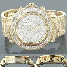 iced out watches joe rodeo junior diamond watch 19 5ct