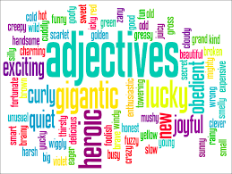 Image result for pics of adjectives
