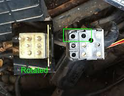ovp relay cable harness page mercedes benz forum for some reason one of those two pins have no wires associated it i just don t know which am i making sense