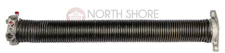 garage door torsion spring replacement kit comes with spring and winding bars max length 39