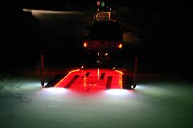 led trailer lights boats