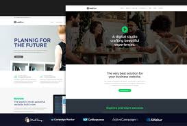 Business Website Templates 24 Top Business Website Templates HTML24 WordPress 2418 Colorlib 17